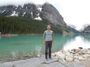 Lake Louise.  Thanks, Rosangela!
